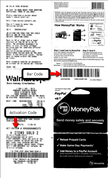 Complete Green Dot Fax The Real Truth About Pre Paid Credit Cards From a 'Former' User