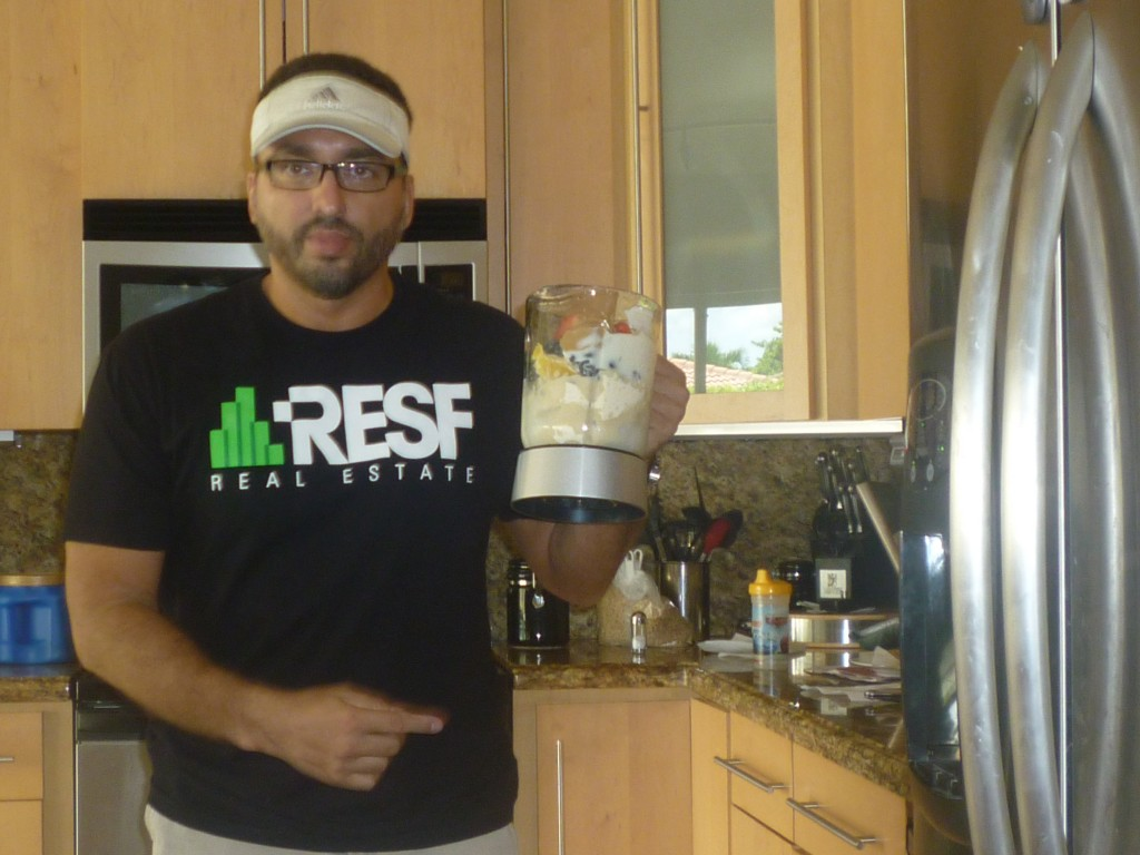 Making Smoothie During Call 1024x768 The Real Truth About Pre Paid Credit Cards From a 'Former' User