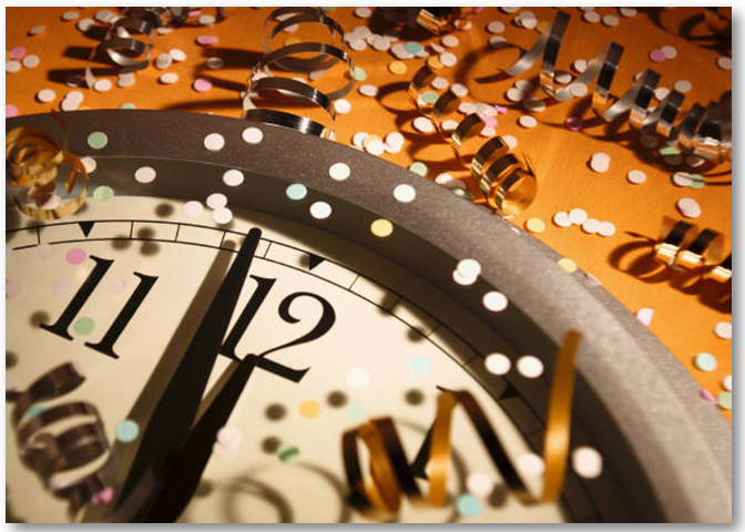 New Years Eve 2012 4 New Year's Resolutions That Will Ensure Your Financial Success in 2013