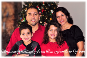 Rodriguez Christmas Family Picture 2013 300x200 5 Things I'm Grateful for After Sandy Hook Elementary Tragedy