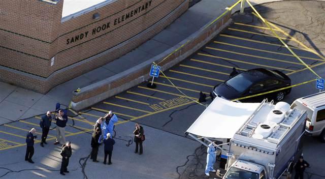 Sandy Nook Elementary Don't Call it Gun Control: Just Control The Damn Guns!