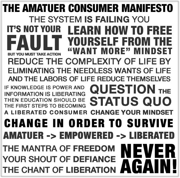 Lou Manifesto 4 14 Never Again! Manifesto